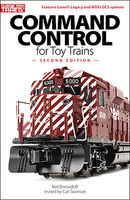 Kalmbach Command Control for Toy Trains Model Railroading Book #8395