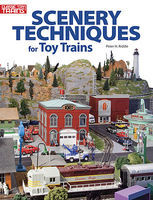 Kalmbach Scenery Techniques for Toy Trains How To Model Book #8400