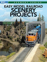 Kalmbach Easy Model Railroad Scenery Projects