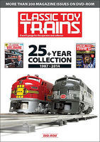 Kalmbach Classic Toy Trains Archiv Model Railroading Video DVD #15105