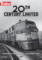 Kalmbach Trains DVD 20th Century Limited
