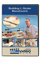 Kalmbach Building L Girder Benchwork - Model Railroader Video Plus 1 Hour, 20 Minutes