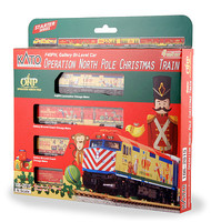 Kato Operation North Pole Set - N-Scale