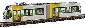 Kato Portram Light Rail Vehicle Streetcar w/Interior Light N Scale Model Passenger Car #148016