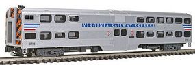 Kato Nippon-Sharyo Gallery Bi-Level Commuter Cab Coach N Scale Model Train Passenger Car #1560947