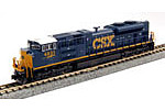 Kato USA Inc EMD SD70ACe CSX #4850 - N-Scale