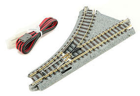 Kato Compact Turnout R150-45 Unitrack Left Hand N Scale Nickel Silver Model Train Track #20240