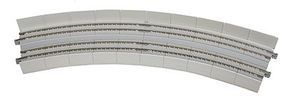 Kato Unitrack CT Double-Track Superelevated Curve N Scale Nickel Silver Model Train Track #20545