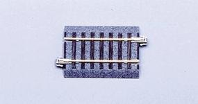 Kato Unitrack - Straight Sections 2-3/8 60mm (4) HO Scale Nickel Silver Model Train Track #2105