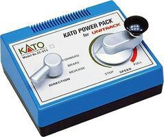 Kato Unitrack Power Pack HO Scale Model Train Power Supply Transformer #22014