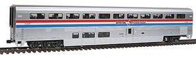 Kato Superliner I Coach Amtrak #33010 HO Scale Model Train Passenger Car #356052
