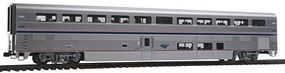Kato Superliner I Coach Amtrak #34086 (Phase IVb) HO Scale Model Train Passenger Car #356053