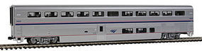 Kato Superliner Coach Amtrak #34020 HO Scale Model Train Passenger Car #356054