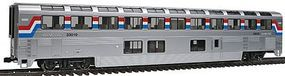 Kato Superliner I Lounge Amtrak #33010 HO Scale Model Train Passenger Car #356062