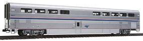 Kato Superliner I Diner Amtrak #38037 (Phase IVb) HO Scale Model Train Passenger Car #356072