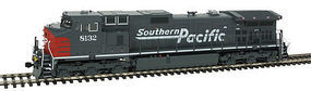 Kato GE C44-9W Southern Pacific Bloody Nose #8104 HO Scale Model Train Diesel Locomotive #376630