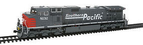 Kato GE C44-9W Southern Pacific #8132 HO Scale Model Train Diesel Locomotive #376631