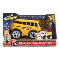 Kid-Galaxy RC School Bus 49Mhz