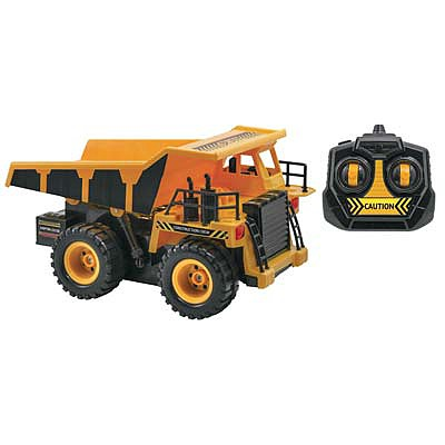Kid Galaxy RC Large Dump Truck 27Mmhz