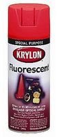 Krylon 11oz. Acrylic Spray - Fluorescent Red