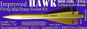 Launch-Pad IMP HAWK MIM-23B Skill 4