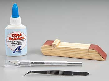 Latina Ship Models Essential Ship Builder's Tool Kit