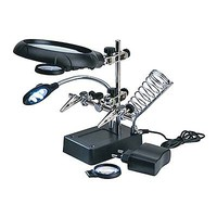 Latina Magnifier w/5 LED Lights