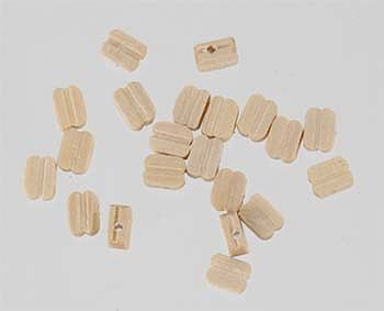 Latina Ship Models Single Block 4mm (20)