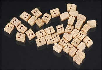 Latina Ship Models Double Block 3mm (18)