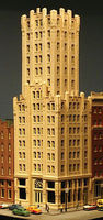 lds Ivory Tower Kit - 4 1/8 x 3 3/8 x 13 1/8 High - N-Scale