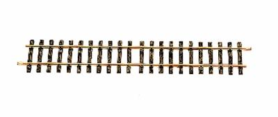 LGB (bulk of 12) 24'' Straight Track (Bulk of 12) -- G Scale Brass Model Train Track -- #10600
