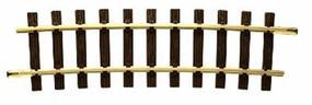 LGB (bulk of 12) R5 Curved Track 7.5 Degrees (Bulk of 12) G Scale Brass Model Train Track #18020