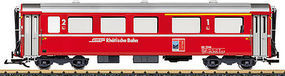 LGB RhB Bernina Car Set G Scale Model Train Passenger Set #30675
