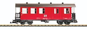 LGB Pass Train Baggage Car DR - G-Scale