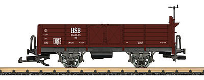 LGB Gondola 3-Car Set HSB - G-Scale