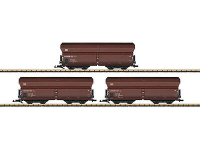 LGB DB Hopper 3-Car Set Wetrd - G-Scale