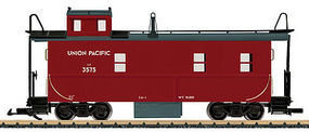 LGB Caboose Undecorated - G-Scale