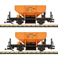LGB HSB SKL Ballast Car Set - G-Scale