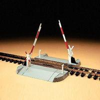 LGB Crossing Gates (250 x 310mm) G Scale Model Railroad Trackside Accessory #50650