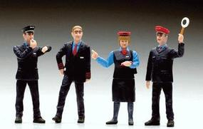 LGB Workers Swiss Railroad G Scale Model Railroad Figure #51405