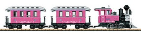 LGB Pink Train Pass Start Set - G-Scale
