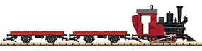 LGB Building Block Train Set - G-Scale
