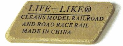 Life-Like Track Brite Cleaner -- Model Train Track Accessory -- All Scales -- #1416