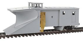 Life-Like-Proto Russell Snowplow Undecorated Kit HO Scale Model Train Freight Car #110000