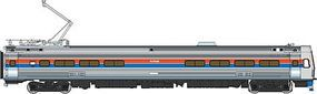 Life-Like-Proto Budd Metroliner EMU Snack Bar Coach Amtrak(R) HO Scale Model Train Passenger Car #13802