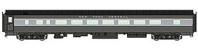 Life-Like-Proto 85 PS 56-Seat Coach LTD New York Central HO Scale Model Train Passenger Car #16604