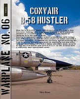 Lanasta Warplane 6- Convair B58 Hustler