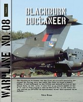 Lanasta Warplane 8- Blackburn Buccaneer