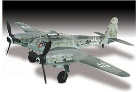 Lindberg Messerschmitt ME-410 Military Aircraft Plane Plastic Model Airplane Kit 1/72 Scale #70517