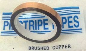 Line-O-Tape 3/16x120 Brushed Copper